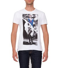 pop heart - antony morato - shirts en tops - wit