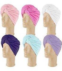turbie twist hair towel salon wrap turban turbin dry drying tirby turby