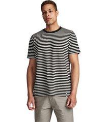 t-shirt- ak rod striped s/s