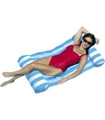 blue wave sports island water hammock swimming pool float