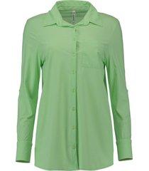 blouse bonny lime groen