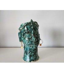 wazon dekoracyjny aztecki wojownik