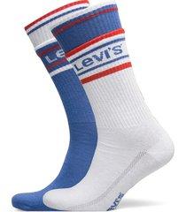 levis unisex double welt regular cu underwear socks regular socks vit levi´s