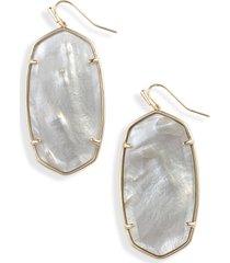 women's kendra scott faceted danielle drop earrings