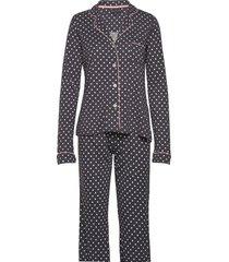 pyjama long pyjama zwart pj salvage