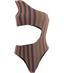 weili zheng one-piece swimsuits
