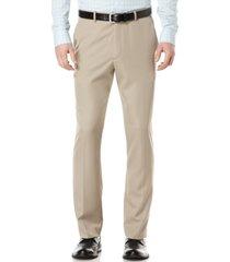 perry ellis portfolio big and tall modern-fit performance stretch dress pants