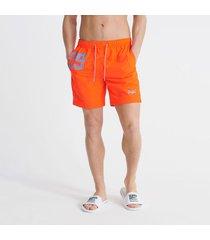 pantaloneta corta para hombre waterort superdry