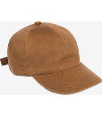 larusmiani cashmere baseball cap matty