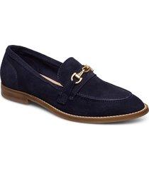 st beeton loafer loafers låga skor blå gant