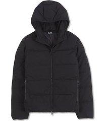 feathlerless down bomber jacket