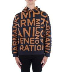 sweater armani 6h1ml0 1jpoz