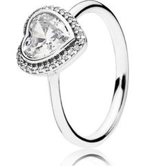 anel amor brilhante