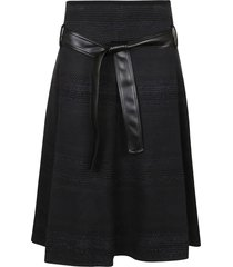 proenza schouler tweed a-line skirt