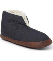 men's haven warm up nylon bootie slippers men's shoes
