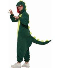 buyseasons one piece dinosaur adult costume