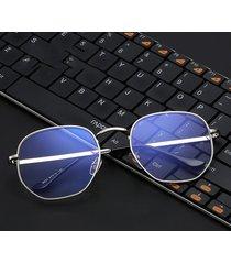 nuovi occhiali anti-blu ray occhiali da vista femminili di grande stile coreano