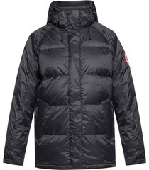 'approach' quilted jacket