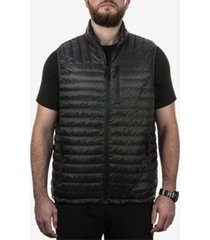 hawke & co. outfitter men's ombre packable down vest
