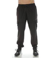 pantalón protección con antifluido, negro