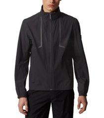 boss men's j marego black jacket
