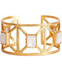 women's christina greene lennox cuff bracelet