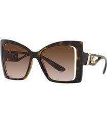 dolce & gabbana women's sunglasses, dg6141 55