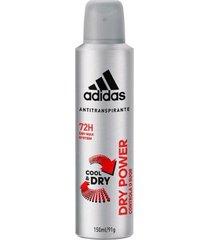 desodorante adidas cool & care dry power aerosol masculino 150ml