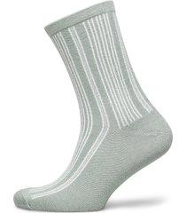 slflana sock b lingerie socks regular socks grön selected femme