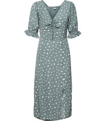 anf womens dresses dresses everyday dresses blå abercrombie & fitch