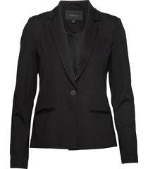 freya new ls blazer blazer colbert zwart soft rebels