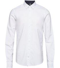 bhnail shirt skjorta business vit blend