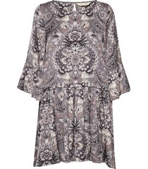 head turner dress korte jurk multi/patroon odd molly