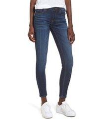 women's vigoss jagger skinny jeans, size 29 - blue