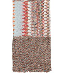 missoni multicolor shawl