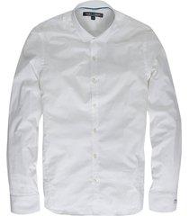 cast iron royal white overhemd slim fit valt kleiner