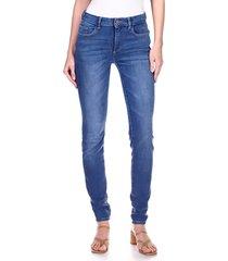women's dl1961 danny instasculpt supermodel skinny jeans, size 30 - blue