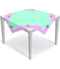 5 toalhas de mesa convidados chá das meninas decoração festas