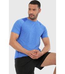 camiseta azul royal under armour mk-1