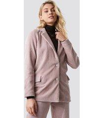 sparkz silvia blazer - pink