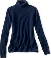classic cashmere turtleneck sweater