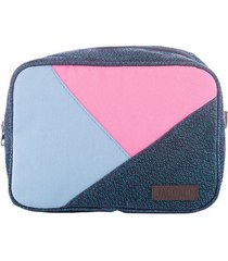 cartuchera azul jacpack sprinkle punch case