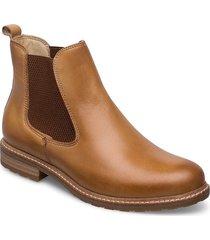 woms boots shoes chelsea boots brun tamaris