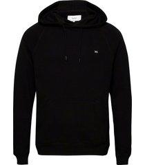 bolton hooded sweatshirt hoodie trui zwart makia