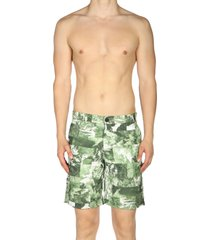 armani exchange swim trunks