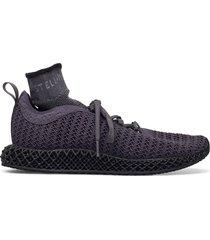 alphaedge 4d shoes sport shoes running shoes svart adidas by stella mccartney