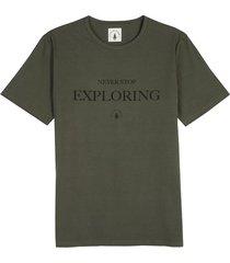 koszulka never stop exploring