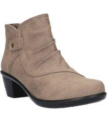 easy street cooper comfort booties women's shoes