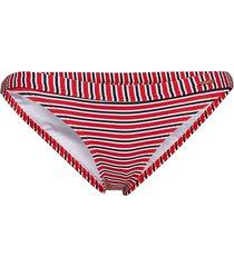 kasey fixed tri bikini bottom bikinitrosa röd superdry