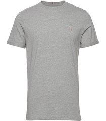 nørregaard t-shirt t-shirts short-sleeved grå les deux